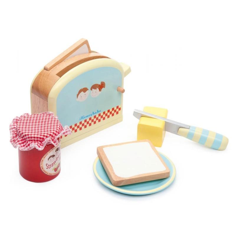 Service petit dejeuner le toy van la malle aux id es for Toy van cuisine