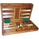 Backgammon pliant - Nord échecs