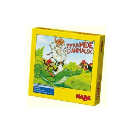 Pyramide d'animaux - HABA