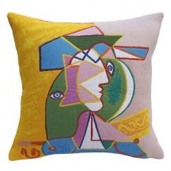 Coussin Femme au chapeau 1934 PICASSO - JULES PANSU