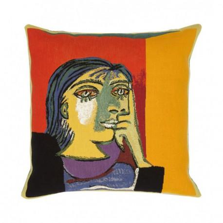 Coussin Femme dans un fauteuil 1927 PICASSO - JULES PANSU