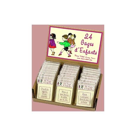 24 Gages d'enfants - Marc Vidal
