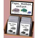 Papa, maman, enfant - Marc Vidal