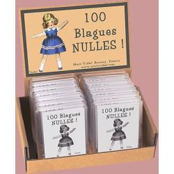 100 blagues nulles - Marc Vidal