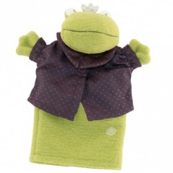 Marionnette Prince grenouille -  MOULIN ROTY