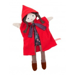 Marionnette Petit chaperon rouge -  MOULIN ROTY