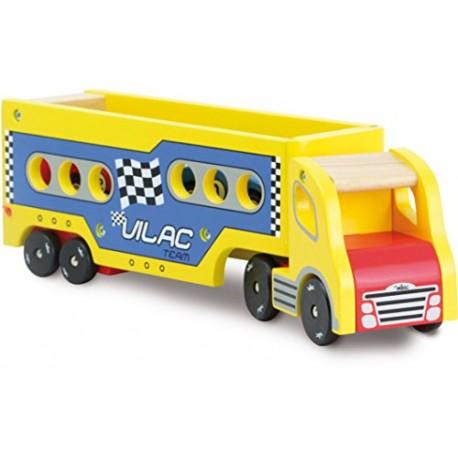 semi remorque avec voitures - VILAC