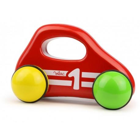 voiture 1 er age rouge - VILAC