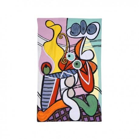 Grande nature morte au gueridon - Picasso - Jules Pansu