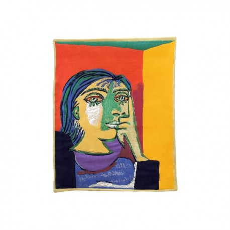 Portrait de Dora Maar - Picasso - Jules Pansu