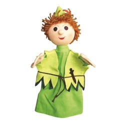 Marionnette Peter Pan