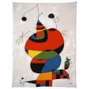 Tapisserie Femme Oiseau Etoile - Miro - Jules Pansu