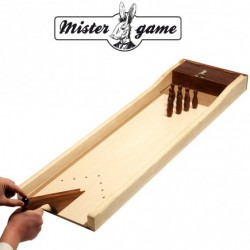 Mini bowling   -  Mister-game