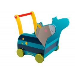 Chariot de marche Zig et Zag MOULIN ROTY