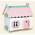 Petite Maison de poupée meublée - LE TOY VAN