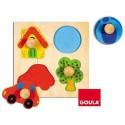 Puzzle des couleurs - GOULA